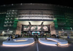 The Jets played at the MetLife Stadium for their preseason opener against the Colts on Aug. 7.